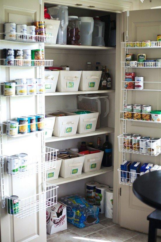 Kitchen Pantry Organizers Ideas  15 Stylish Pantry Organizer Ideas For Your Kitchen