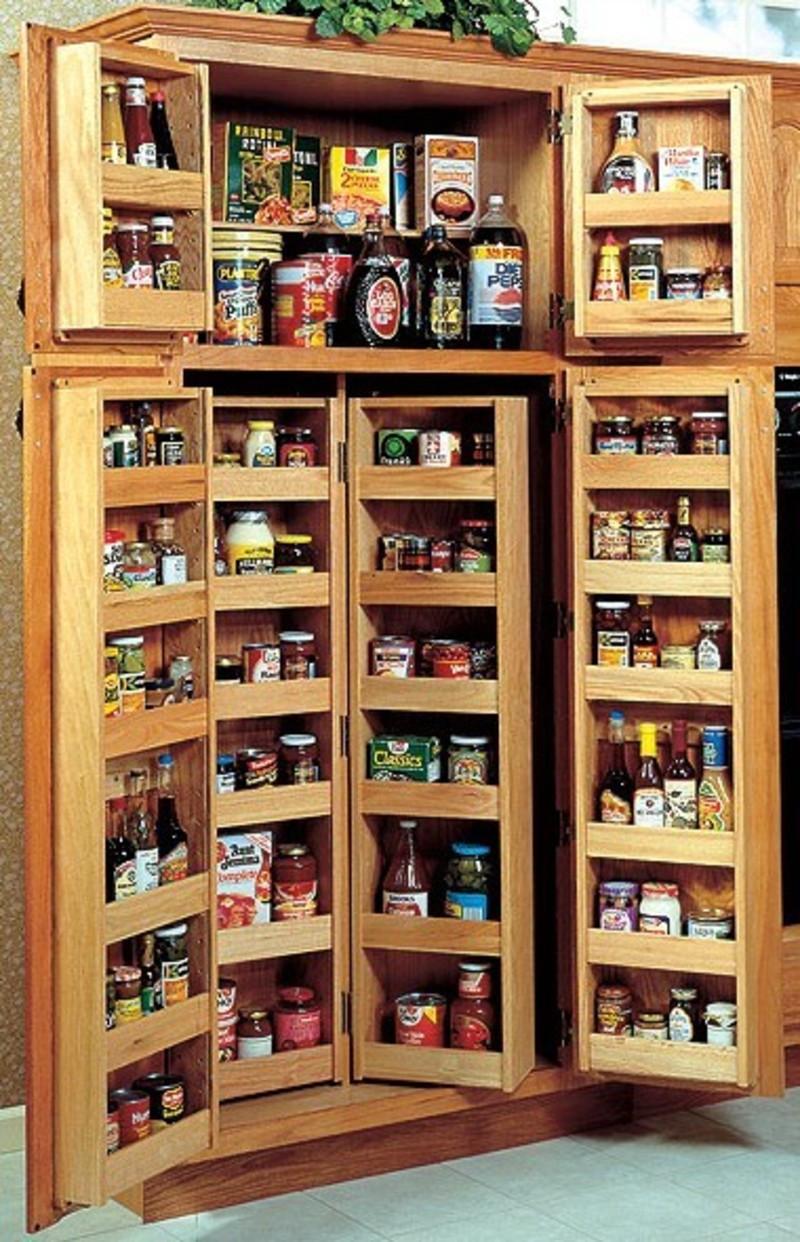 Kitchen Pantry Organizers Ideas  How to Organize Your Kitchen Pantry