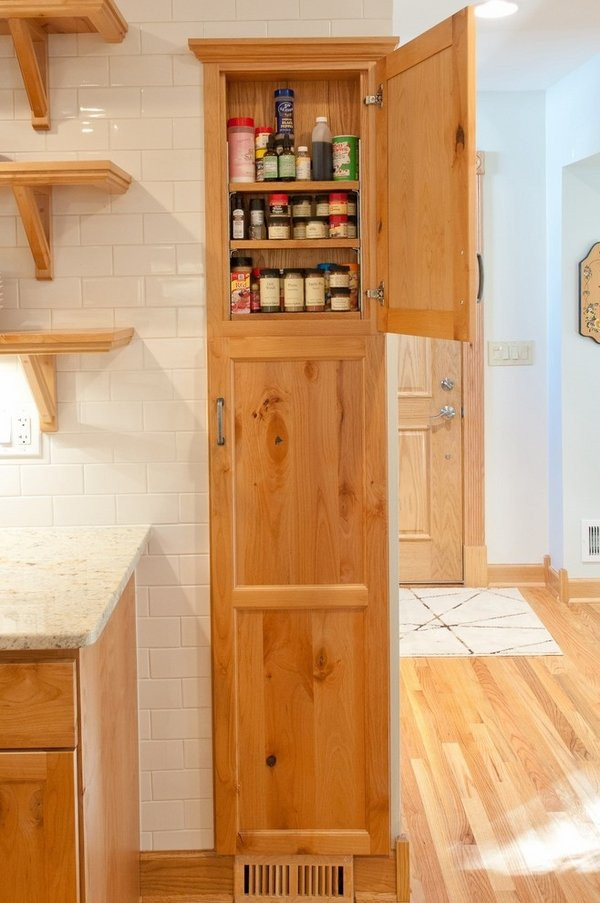 Kitchen Pantry Organizers Ideas  Small pantry ideas – tips and tricks for being organized