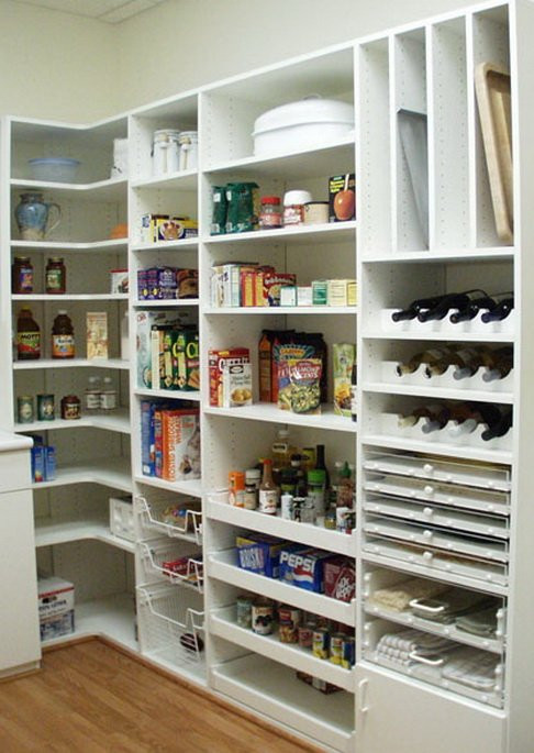 Kitchen Pantry Organizers Ideas  31 Kitchen Pantry Organization Ideas Storage Solutions