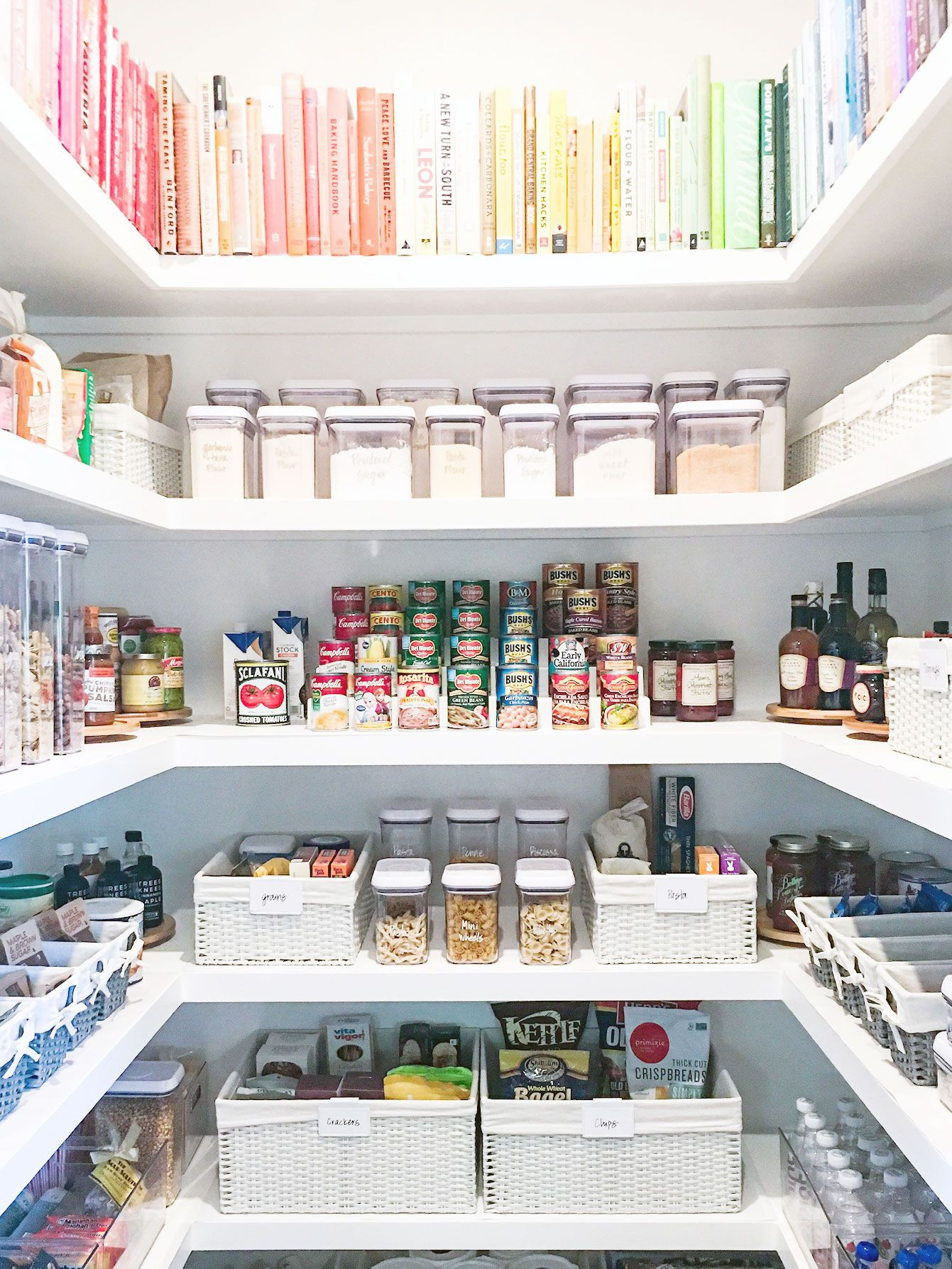 Kitchen Pantry Organizers Ideas  6 IKEA Pantry Organization Ideas