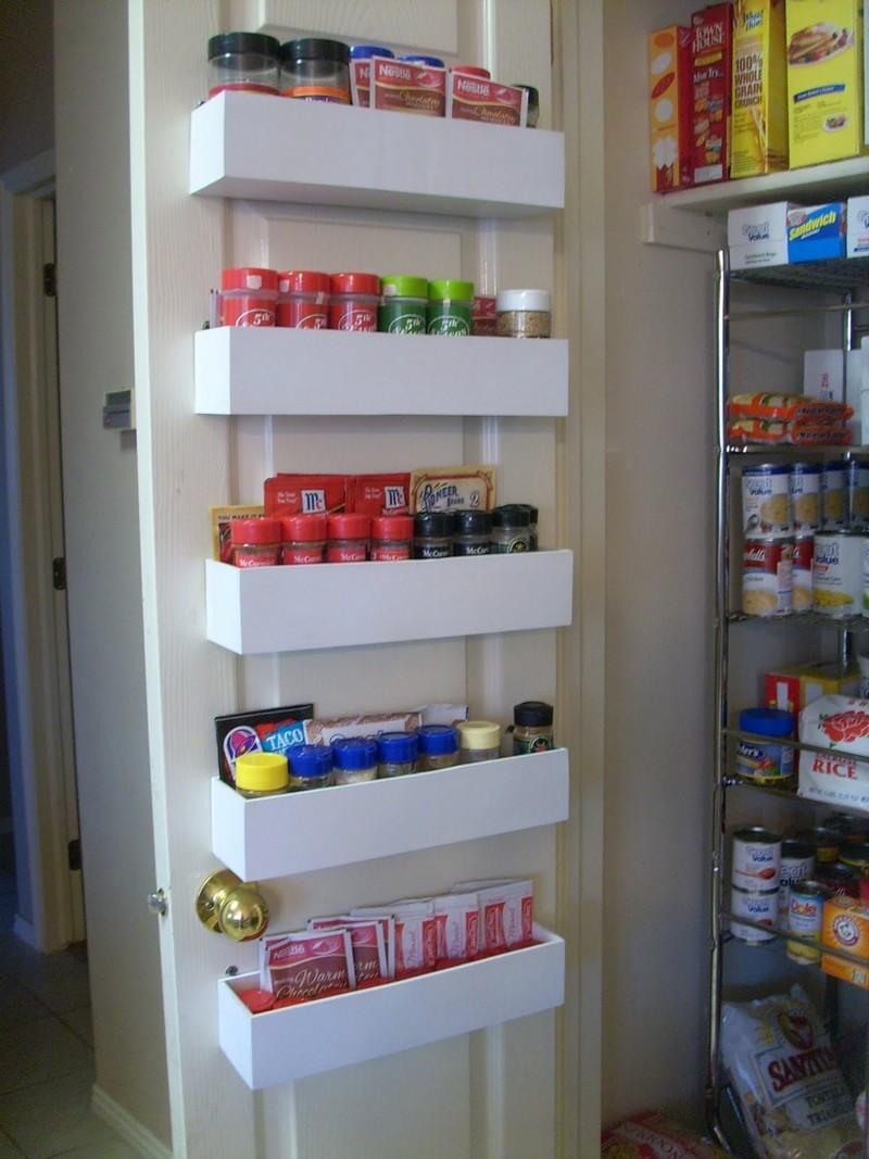 Kitchen Pantry Organizers Ideas  Easy DIY Kitchen Storage Ideas – The Owner Builder Network