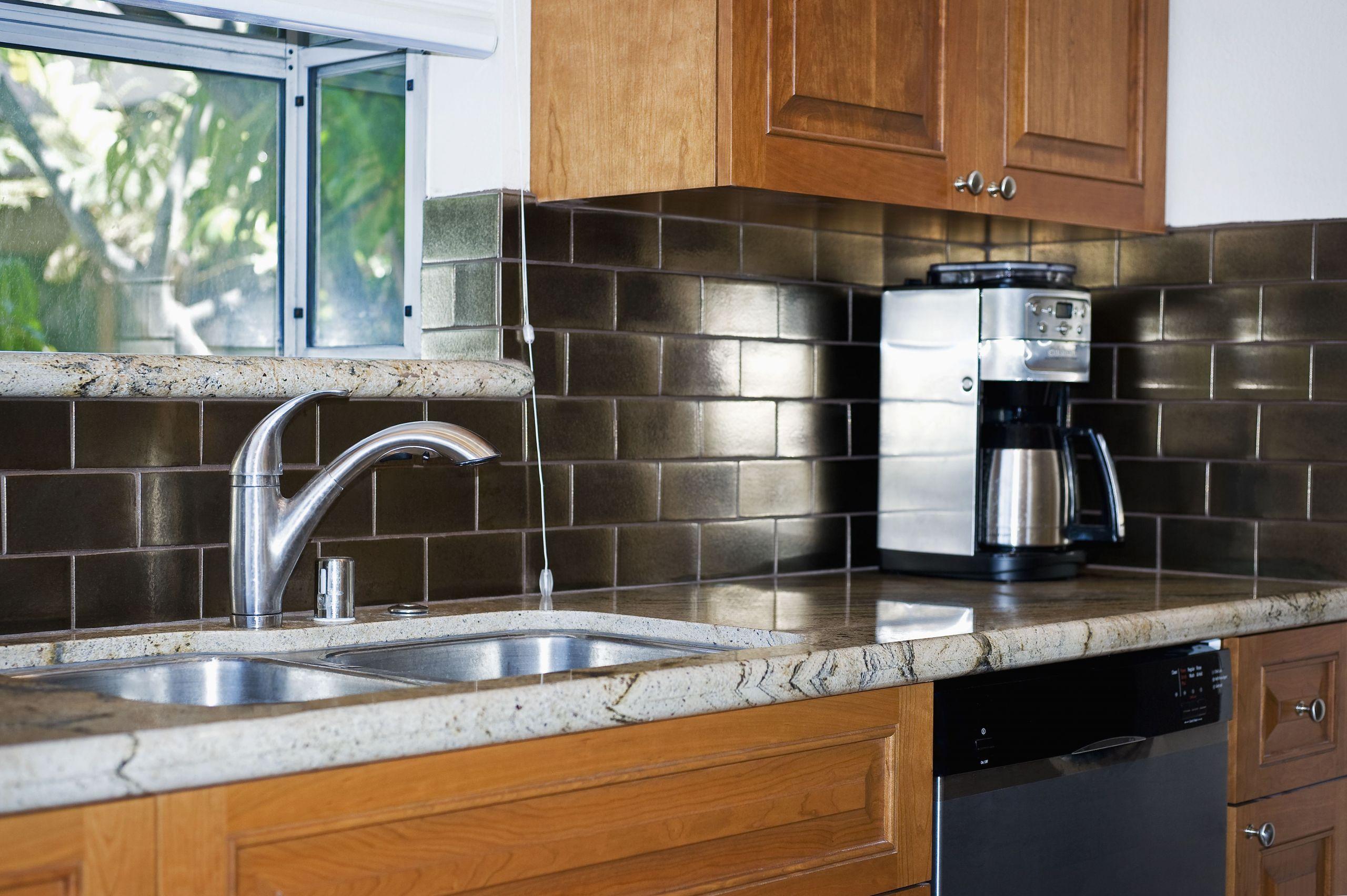 Kitchen Peel And Stick Backsplash  Peel and Stick Backsplash Tile Guide