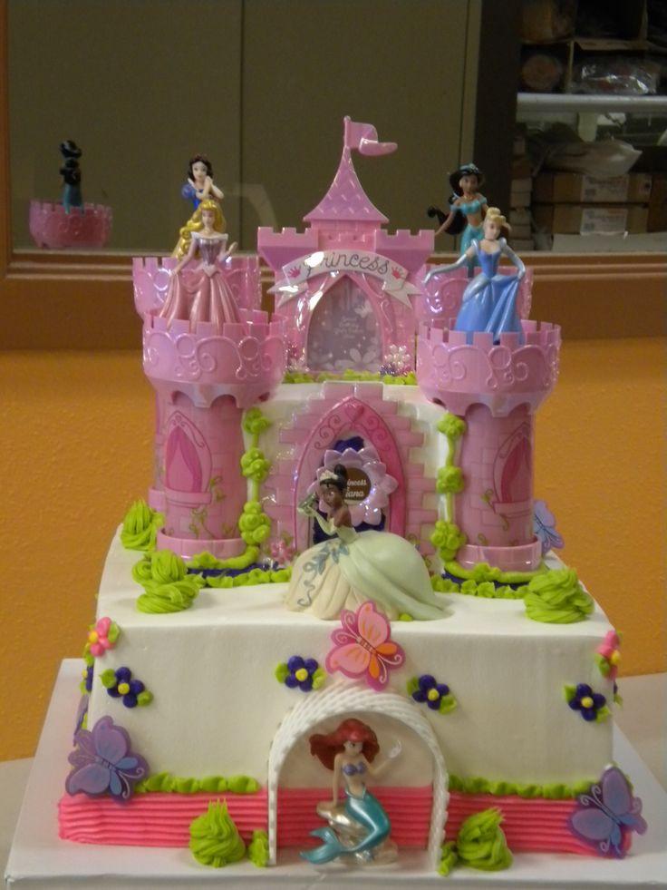 Krogers Birthday Cakes  kroger princess birthday cakes