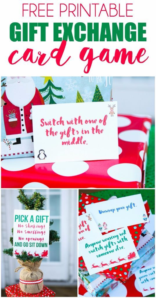 Large Family Christmas Gift Exchange Ideas  Best 25 Gift exchange games ideas on Pinterest
