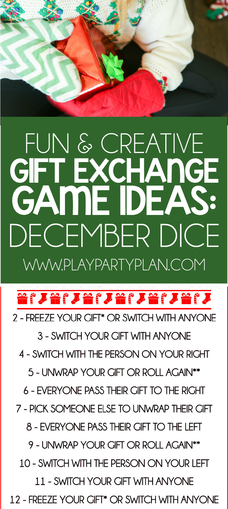 Large Family Christmas Gift Exchange Ideas  These t exchange ideas are the most unique and creative