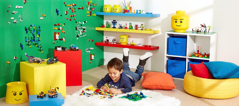 Lego Kids Room  diy kids lego room Kmart