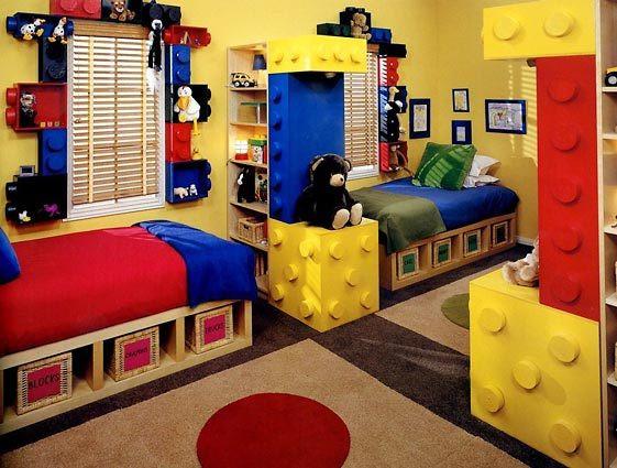 Lego Kids Room  lego kids room1