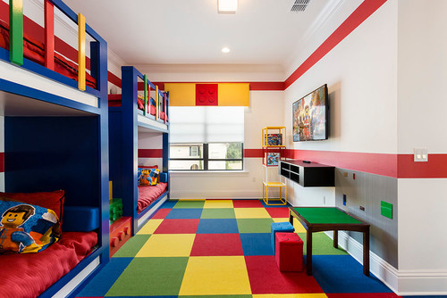 Lego Kids Room  Lego Room Ideas • Queen Bee of Honey Dos
