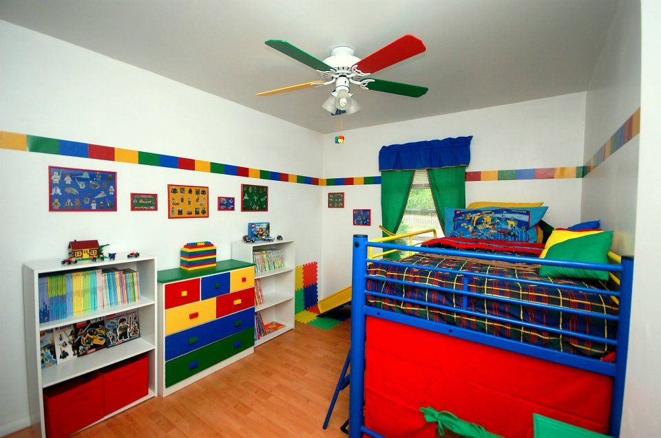 Lego Kids Room  Lego Room