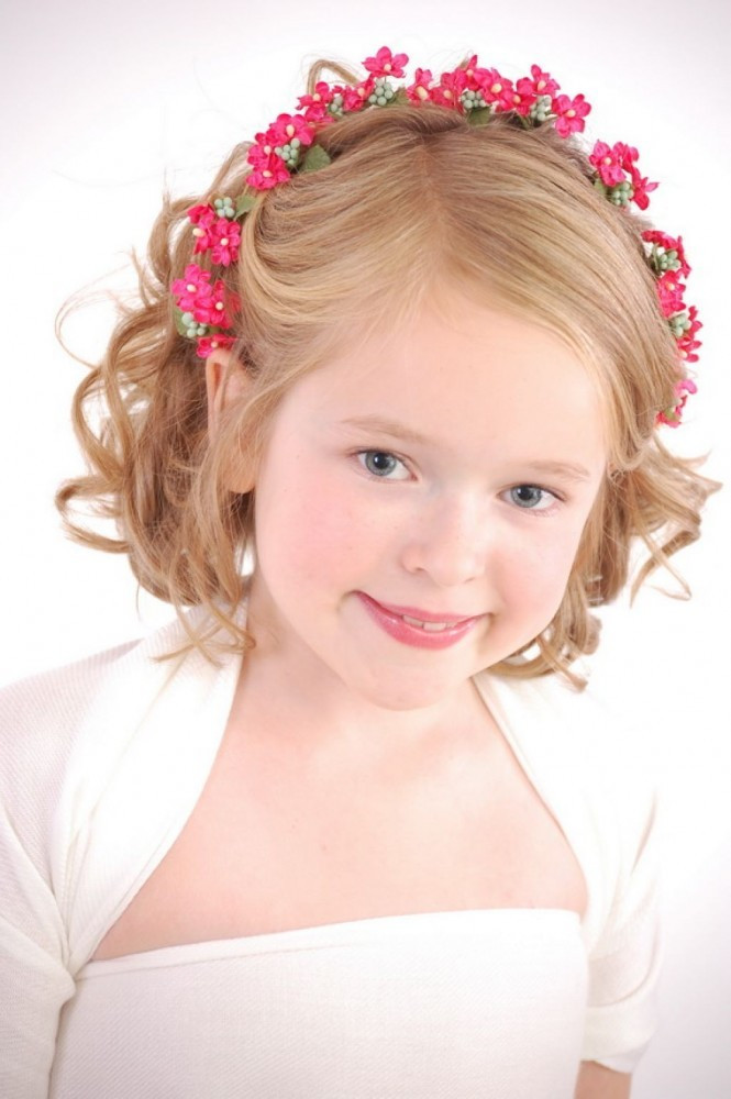 Little Girl Hairstyles For Short Hair Pinterest  25 Incredible Pageant Hairstyles For Special Occasions