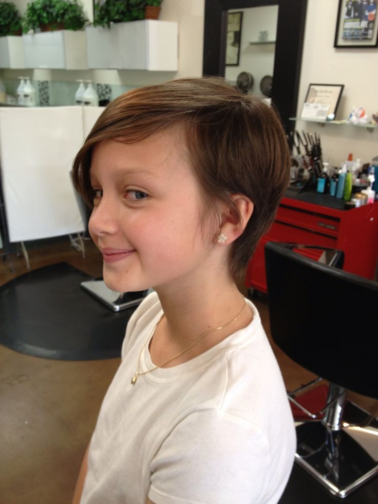 Little Girl Hairstyles For Short Hair Pinterest  Pin on Hairstyles Short Pixie