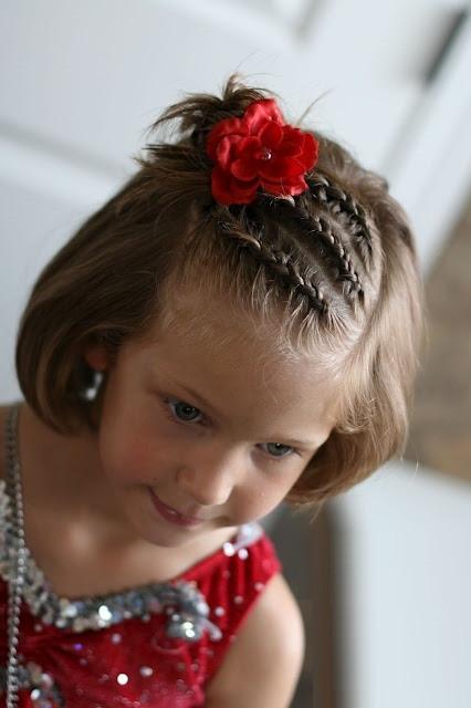 Little Girl Hairstyles For Short Hair Pinterest  Little Girl Hairstyles Ideas To Try This Year The Xerxes