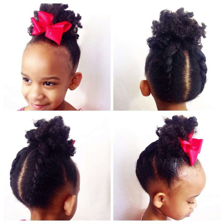 Little Girl Hairstyles Natural Hair  355 best African Princess Little Black Girl Natural Hair