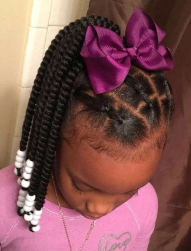 Little Girl Ponytail Hairstyles African American  Best 14 African American Toddler Ponytail Hairstyles