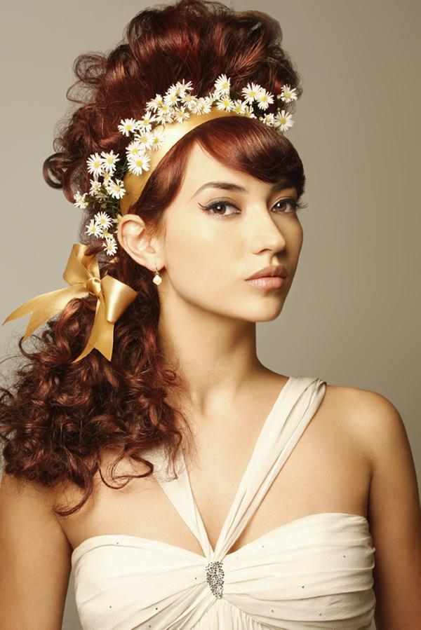 Long Hairstyles For Weddings  40 Hair Raising Wedding Hairstyles For Long Hair SloDive
