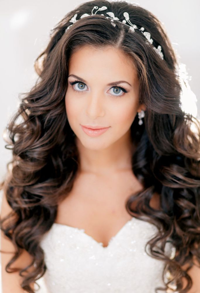Long Hairstyles For Weddings  Wedding Hairstyles for Long Hair