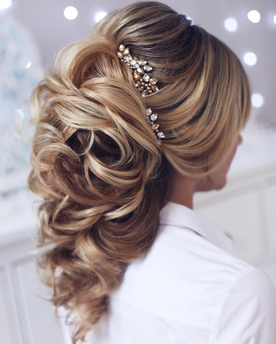 Long Hairstyles For Weddings  10 Lavish Wedding Hairstyles for Long Hair Wedding