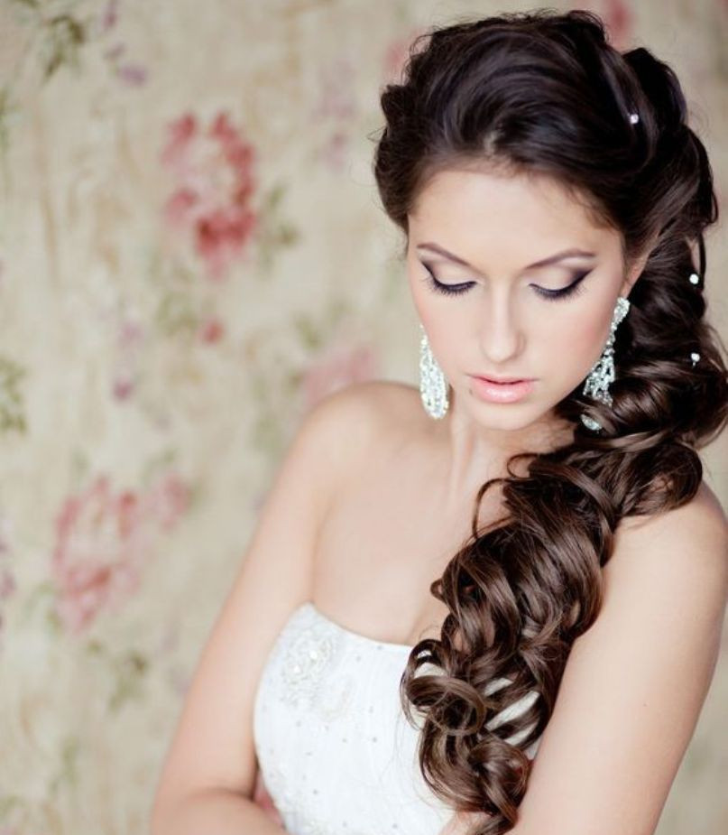 Long Hairstyles For Weddings  15 Wedding Hairstyles for Long Hair that Steal the Show