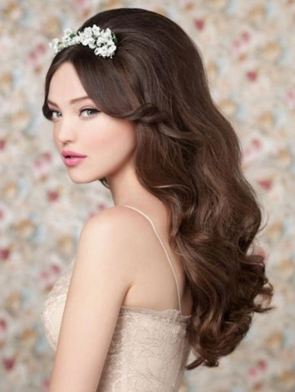 Long Hairstyles For Weddings  20 Classic Wedding Hairstyles Long Hair MagMent