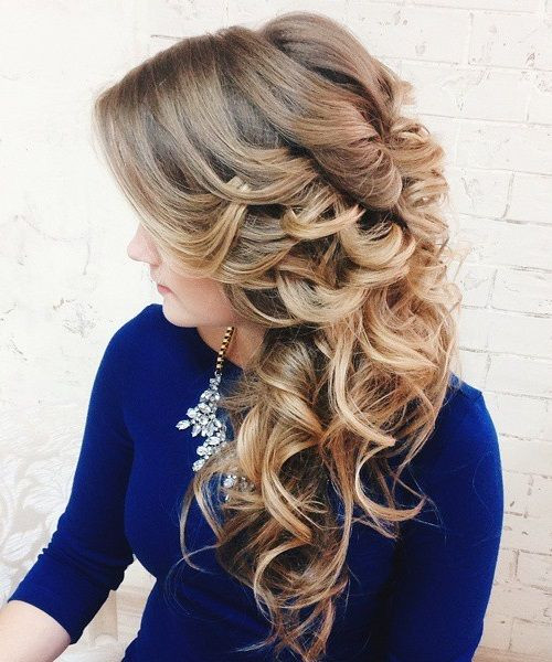Long Hairstyles For Weddings  20 Gorgeous Wedding Hairstyles for Long Hair