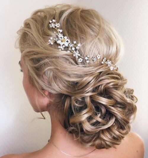Long Hairstyles For Weddings  40 Gorgeous Wedding Hairstyles for Long Hair