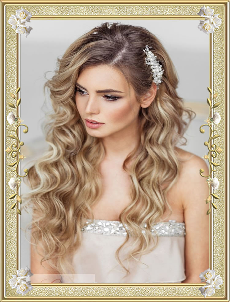 Long Hairstyles For Weddings  Long Hairstyles for Wedding Guest – HAIRSTYLES