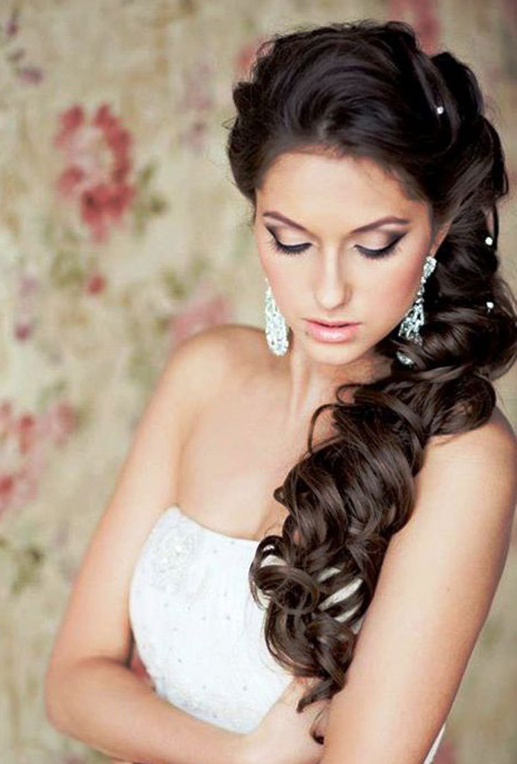 Long Hairstyles For Weddings  Wedding Hairstyles For Long Hair s