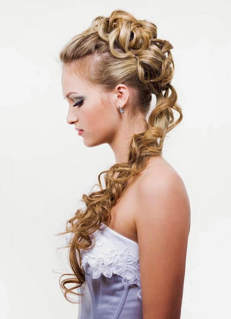Long Hairstyles For Weddings  Best hairstyles for long hair wedding Hair Fashion Style