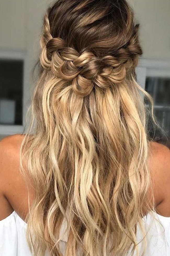 Long Hairstyles For Weddings  Gorgeous wedding hairstyles for long hair