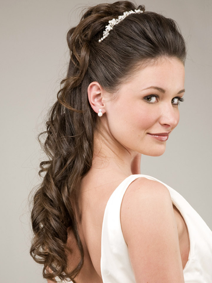 Long Hairstyles For Weddings  35 Latest And Beautiful Hairstyles For Long Hair – The WoW