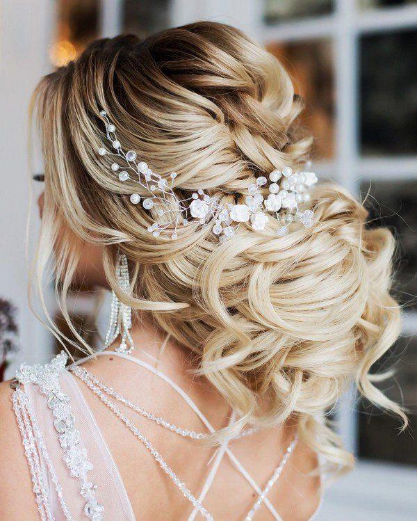 Long Hairstyles For Weddings  Wedding Hairstyles for Long Hair Bridal Updos for Long
