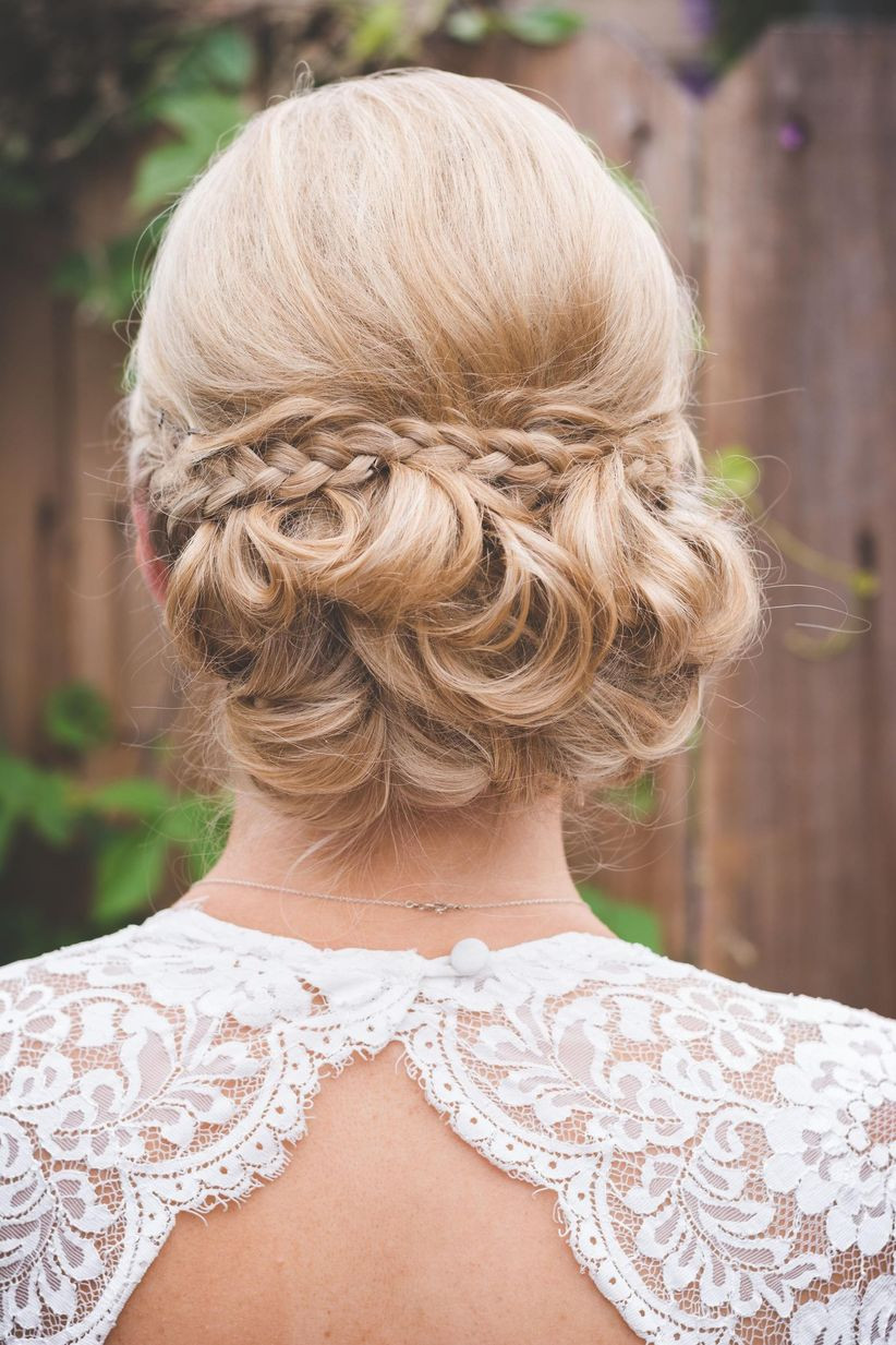 Long Hairstyles Updos  10 Wedding Hairstyles for Long Hair You ll Def Want to