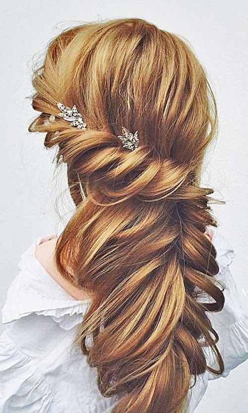 Long Hairstyles Updos  Beautiful Bridal Updos for Long Hair