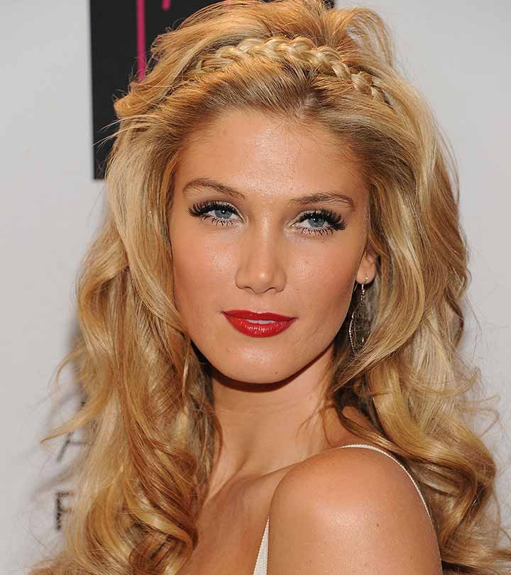 Long Hairstyles Updos  10 Beautiful Updos For Long Curly Hair