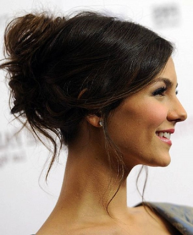 Long Hairstyles Updos  Easy Updos For Long Hair