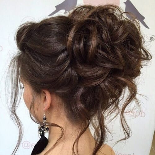 Long Hairstyles Updos  50 of the Coolest Updos for Long Hair
