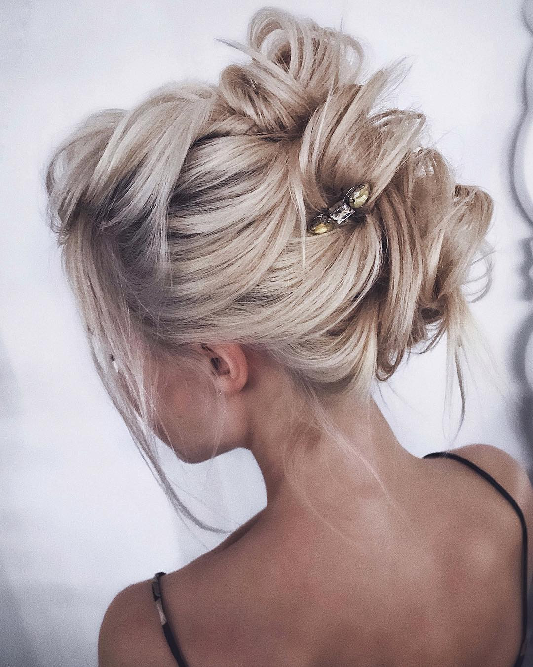 Long Hairstyles Updos  10 Gorgeous Prom Updos for Long Hair Prom Updo Hairstyles