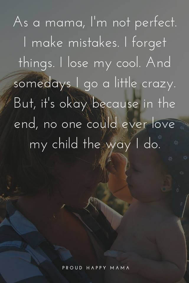 Love For A Child Quotes And Sayings  25 Beautiful Quotes About Being A Mother For The First Time