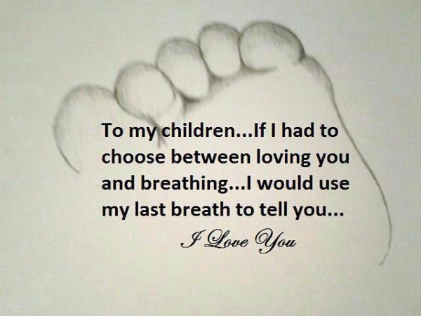 Love For A Child Quotes And Sayings  My Baby Girl Love Quotes QuotesGram
