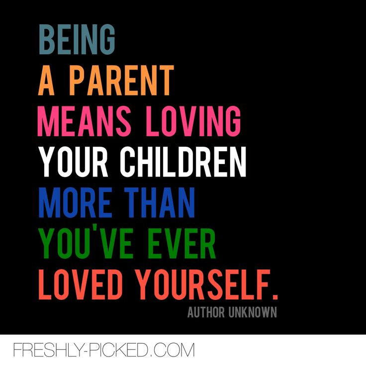 Love For A Child Quotes And Sayings  64 Best Parents Quotes And Sayings