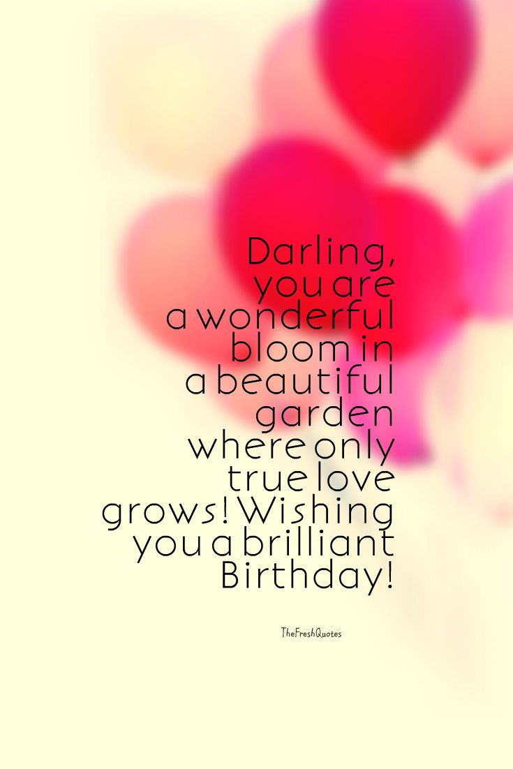 Loving Birthday Wishes  30 Happy Birthday Wishes For My Love Boyfriend Preet Kamal