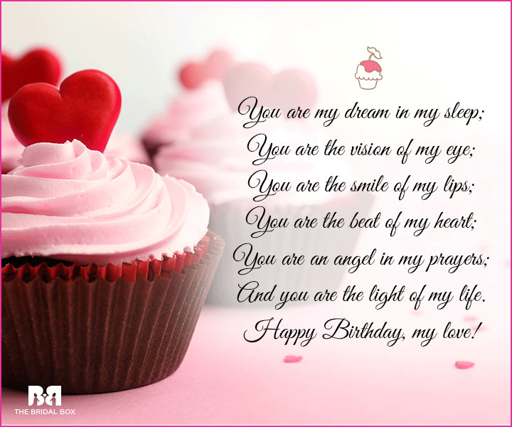 Loving Birthday Wishes  70 Love Birthday Messages To Wish That Special Someone