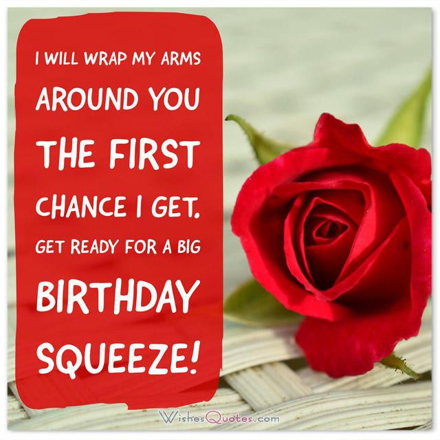 Loving Birthday Wishes  Birthday Love Messages for your Beloved es By WishesQuotes