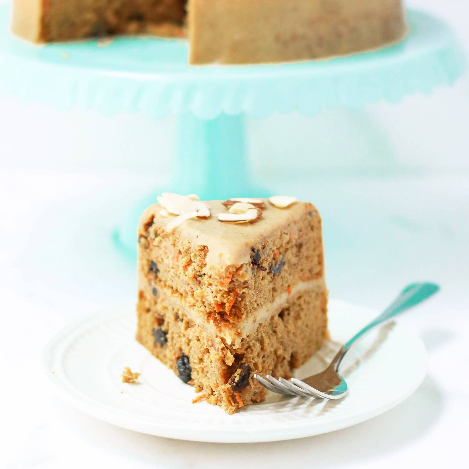 Low Fat Carrot Cake  Healthy Carrot Cake Recipe