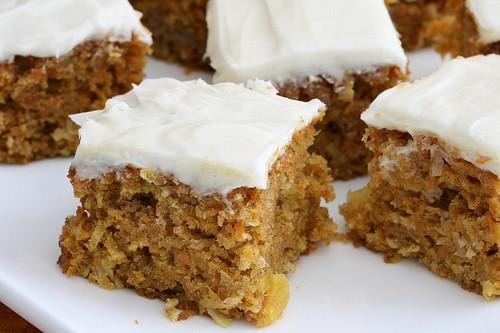 Low Fat Carrot Cake  Low Fat Low Sugar Carrot Cake Recipegreat
