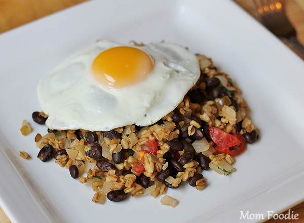 Low Fat High Protein Recipes  High Protein Lowfat Breakfast Recipe Egg over Spicy