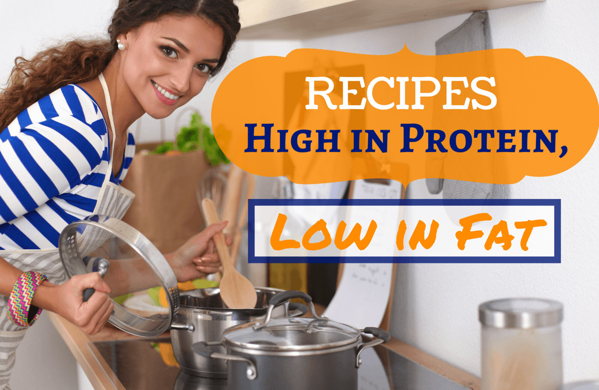 Low Fat High Protein Recipes  13 Recipes High In Protein Low In Fat