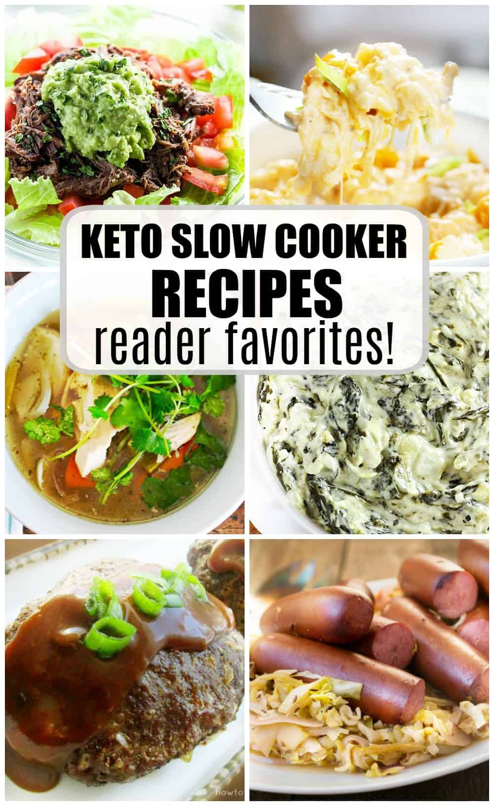 Low Fat Keto Recipes  KETO Slow Cooker Recipes Low Carb High Fat Some of the Best