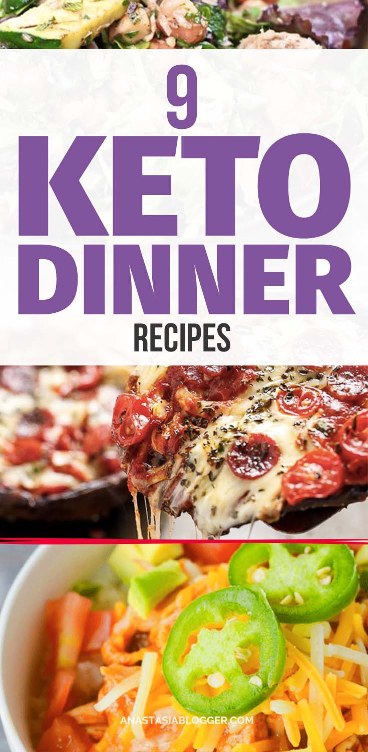 Low Fat Keto Recipes  9 Easy Keto recipes for a Fat Burning Low Carb Dinner